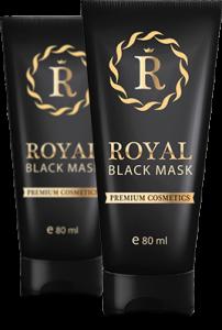 Máscara Royal Black