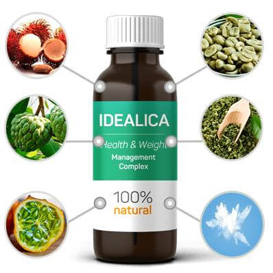 Idealica Weightloss Complex