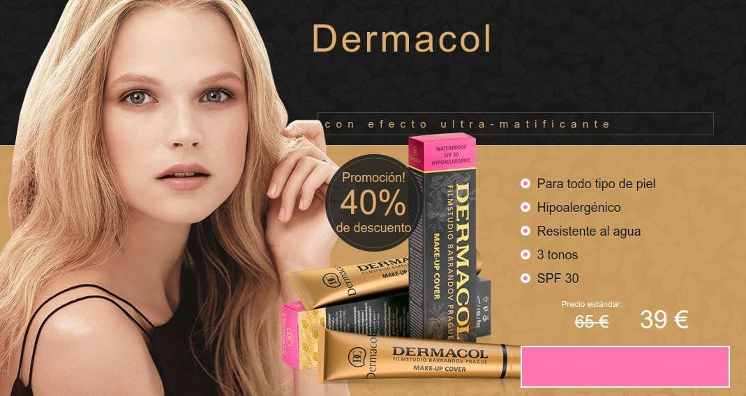 dermacol official website