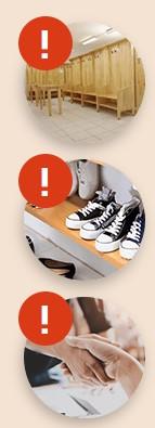 sneakers, spa