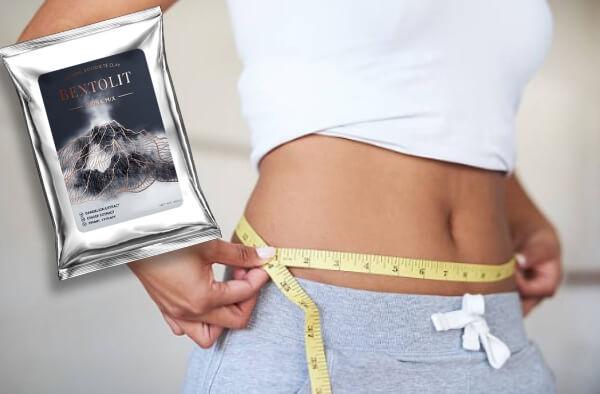 Bentolit drink, centimeter, weight loss