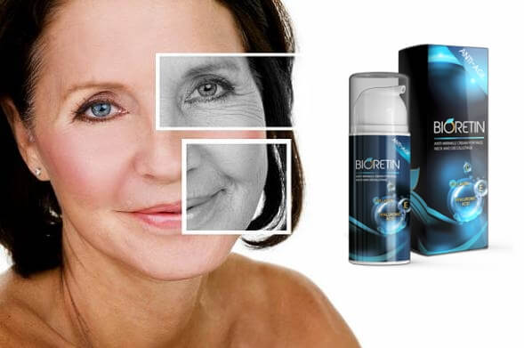 bioretin, wrinkles, cream