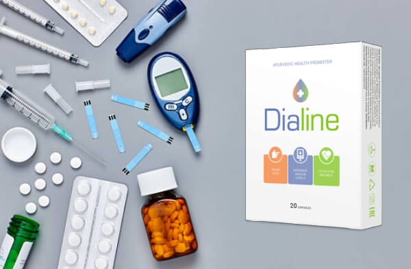 Dialine capsules, blood sugar, diabetes