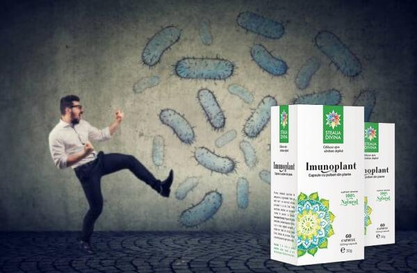 imunoplant, parasites, virus, flu
