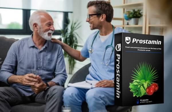 prostamin, doctor, prostate