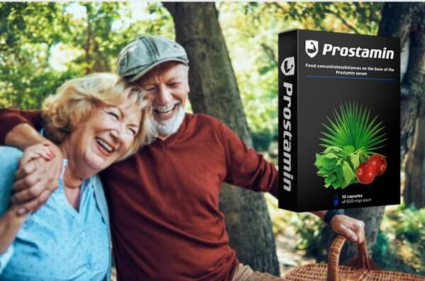 prostamin, couple, prostate, prostatitis