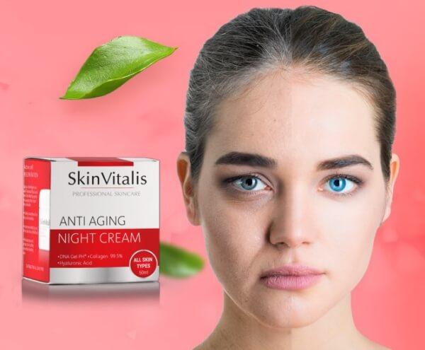 skin vitalis effect