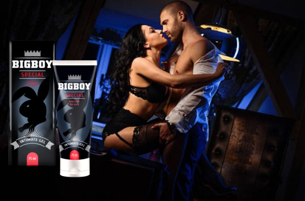libido gel, intimacy, couple, sex, bigboy gel
