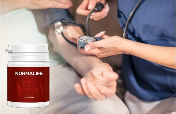 normalife, high blood pressure