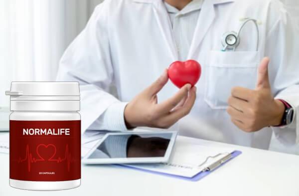 expert, hypertension, capsules normalife