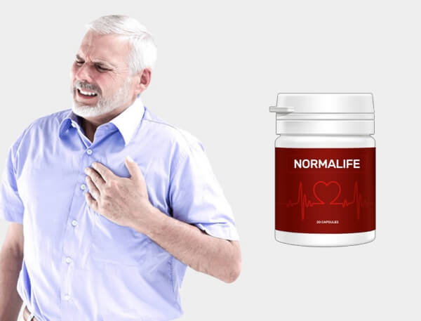 man, capsules, hypertension