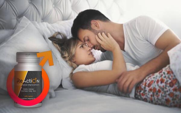 reaction capsules, couple, sex