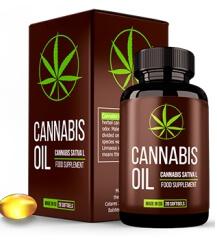 Cannabis Oil Capsules
