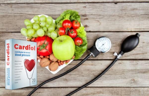 cardiol, capsules, ingredients