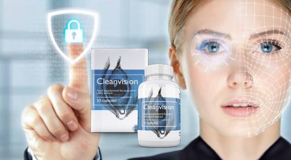 cleanvision capsules, eyesight, vision, eyes