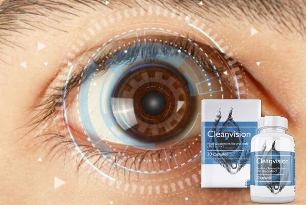 capsules, clean vision