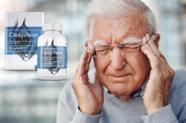 capsules, headache, eyes