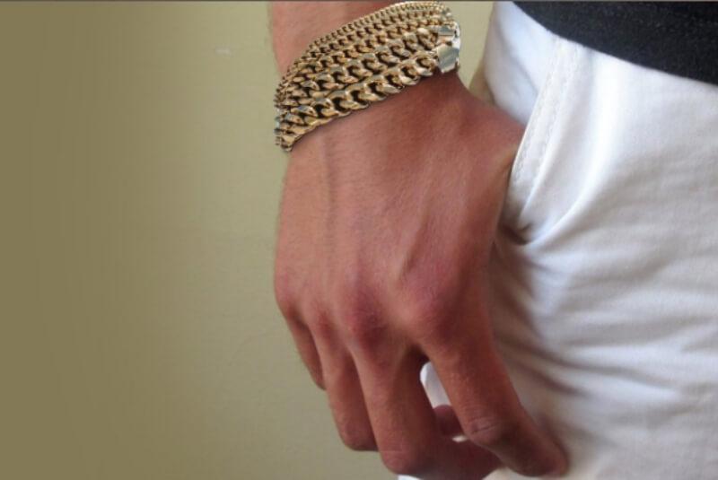 bracelet, man