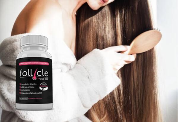 Capsules follicle plus 360, long hair