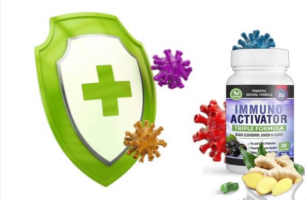 immunoactivator capsules, protection, immune system