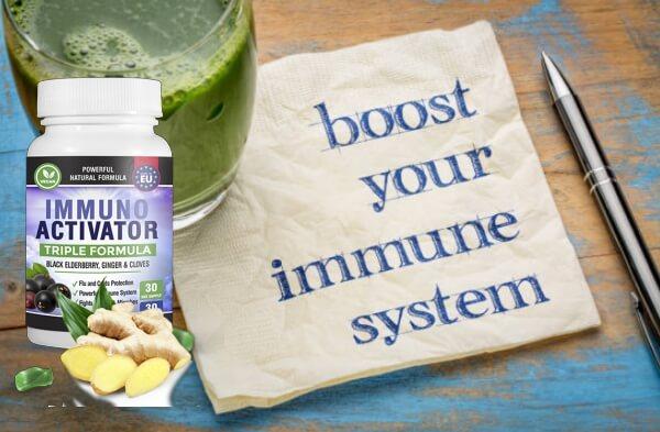 immunoactivator, boost your immune system