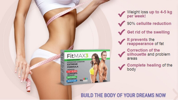 fitmax3 capsules official website