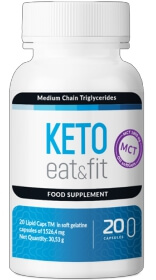 Keto Eat Fit Capsules