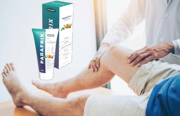 parafrix gel, knee pain