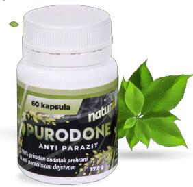 Purodone capsules