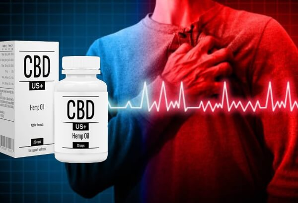 cbdus+ capsules, heart, hypertension