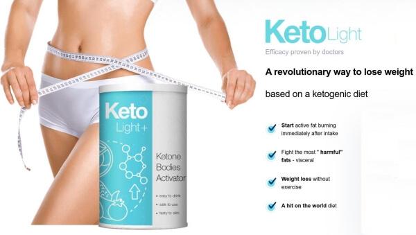 keto light plus official  website