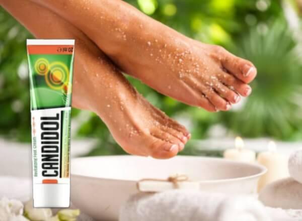 cream, feet