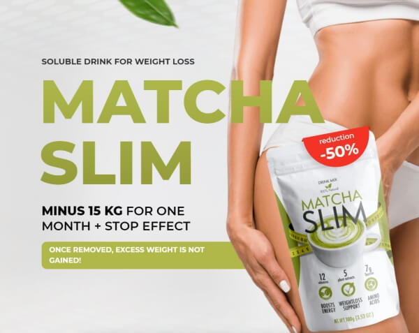 matcha slim official website
