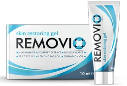 Removio Skin Restoring Gel 10 ml Review