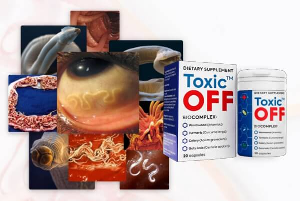 capsules, detox, parasites, toxins