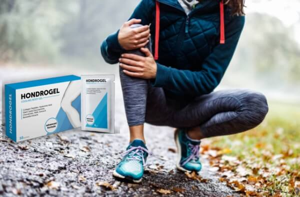 gel za bolečine v kolenu