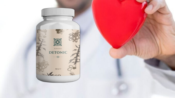 detonic powder heart
