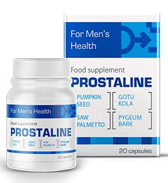 Prostaline 20 capsules scam review
