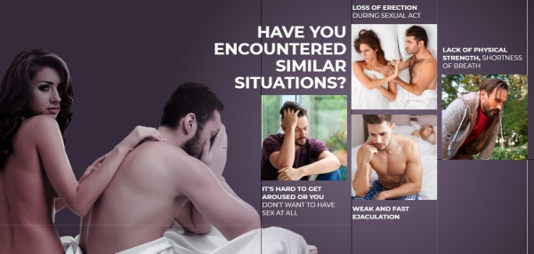 prostate problems, erectile dysfunction