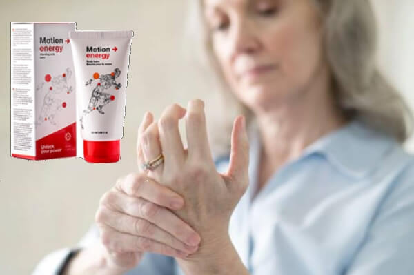 MotionEnergy Gel for Joint Pain
