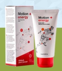 Motion Energy Cream Review