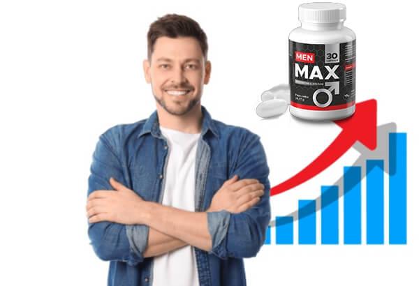 capsules men max for potency