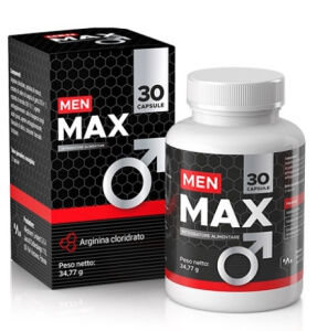 MenMax 30 Capsules Review