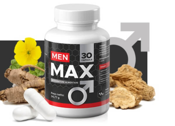 Men Max capsules ingredients