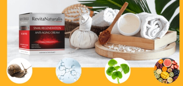 Revita Naturalis ingredients