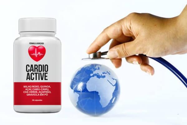 CardioActive Caps - Für ein gesundes Herz ohne Bluthochdruck! Preis und Kundenmeinungen!