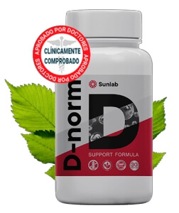 D-Norm capsules review Sunlab Peru Colombia