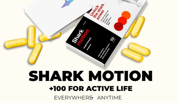 Shark Motion Price official website