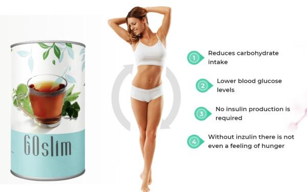 Go Slim Slimming Tea