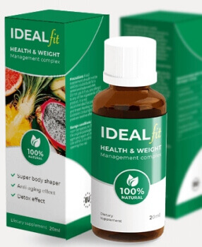 IdealFit drops Review Spain Italy